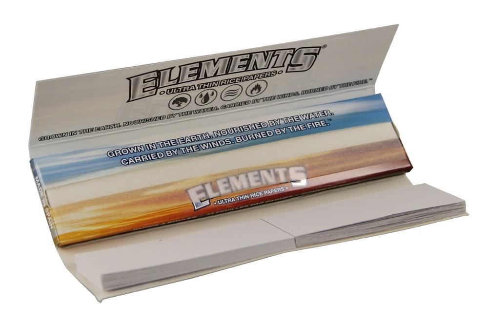Elements Connoisseur Kingsize m/filtertips
